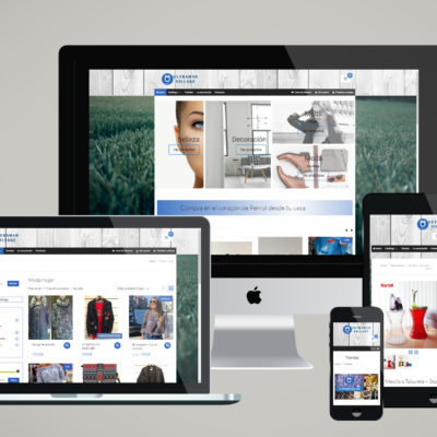 Tienda online multi-vendedor