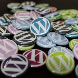 Configuración de tema de WordPress