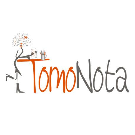 diseño de logotipo tomonota