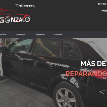 Talleres Gonzalo - Ferrol