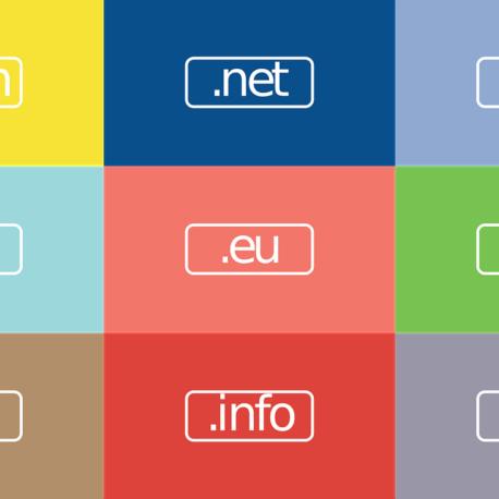 Registro de dominios administrados