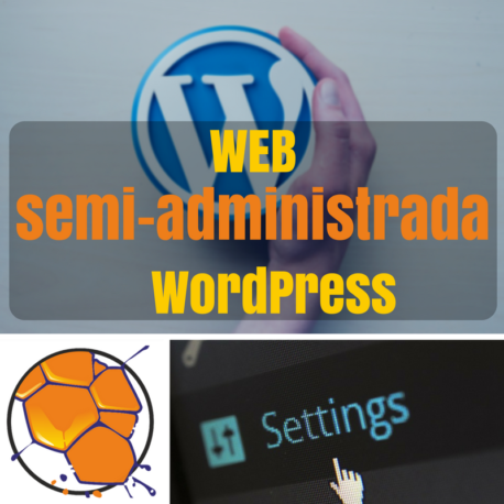 Web de WordPress semi-administrada