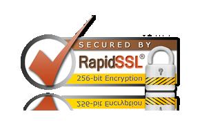 Página segura. Certificado de seguridad. Rapidssl.