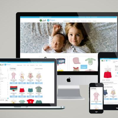 Tienda online avanzada