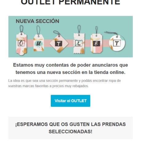 Ejemplo de campaña de mailing de Tuctuc-foque.com